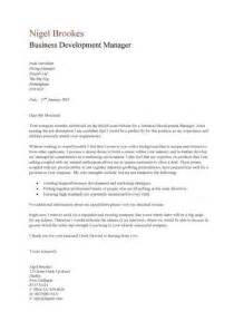Software Development Cover Letter by Business Development Manager Cv Template Purchase