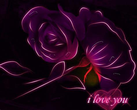 imagenes de i love you too fond ecran roses page 3