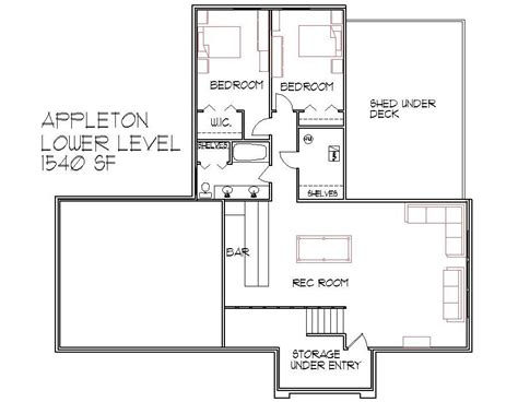 1500 sq ft floor plans home plans square