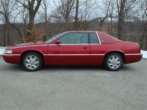 books about how cars work 2002 cadillac eldorado transmission control purchase used 2002 cadillac eldorado esc coupe 2 door 4 6l in saltsburg pennsylvania united states