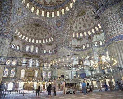 Blue Mosque Interior Photos by Blue Mosque Interior