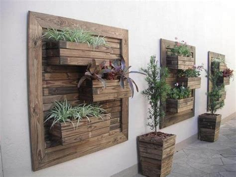Skid Planters by Diy Pallet Garden Decoration And Ideas 99 Pallets