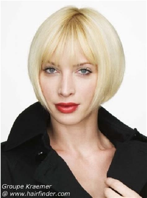 bi layer haircuts over the ears an eighties look short layered bob hairstyle with the hair