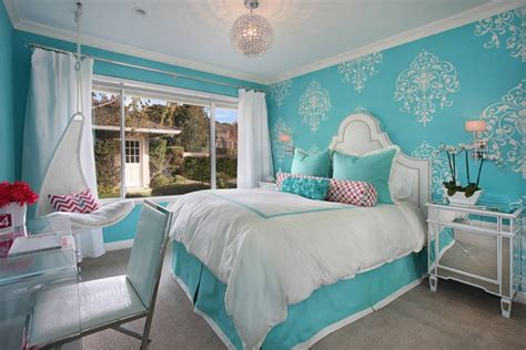 tiffany blue girls room amv girl room ideas pinterest chambre ado 25 id 233 es inspirantes pour filles et gar 231 ons