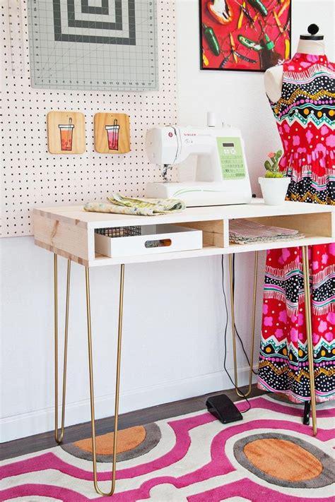 diy sewing desk best 25 sewing desk ideas on