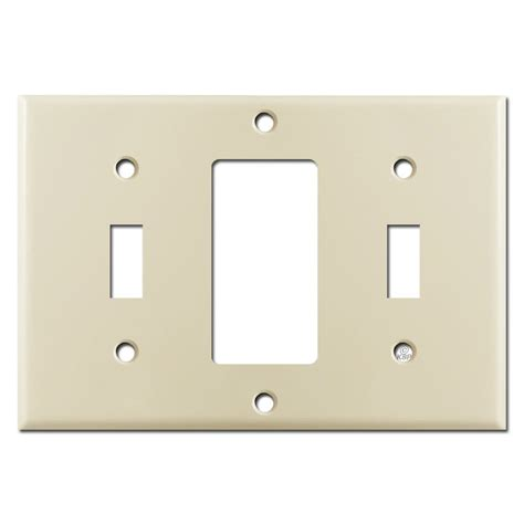 light switch covers 3 toggle 1 rocker toggle rocker toggle combo wall switch plate cover