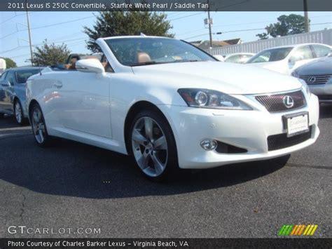 lexus convertible 2011 starfire white pearl 2011 lexus is 250c convertible