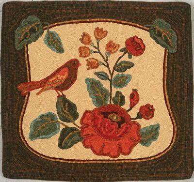 rug hooking patterns canada elaine rughookingmagazine