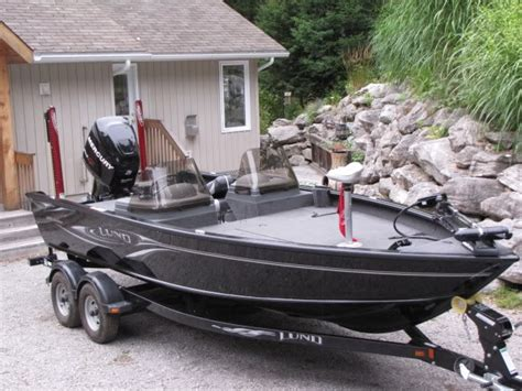 ranger boats uxbridge muskiefirst lets see your rig 187 muskie boats and