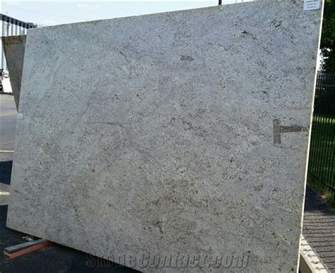 3cm Blanco Gabrielle Granite Slabs from United States