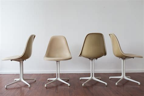 La Chaise Eames Charles Et Ray Eames Mg Galerie