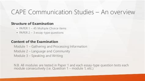 Communication Studies Cape Essays by Communication Gender Essay Stonelonging Cf
