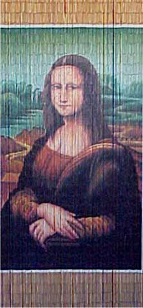 mona lisa beaded curtain bamboo bead curtains