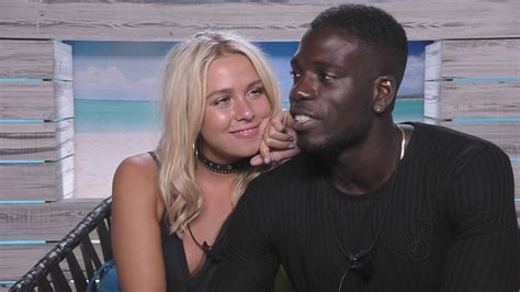 black woman and white men what should be known love island the cracks are beginning to show for marcel