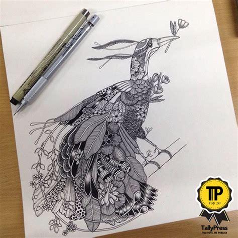 malaysian doodle artist mamaktalk 02 26 16
