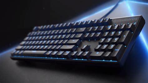 Best Seller Steelseries Apex M500 Mechanical Blue Cherry top 10 gaming keyboards of 2016