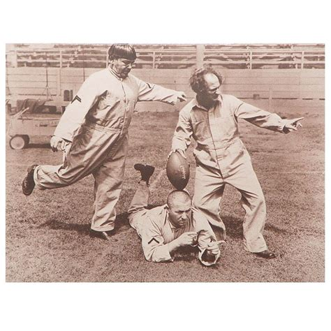 Home Decor Stars football with the stooges 1200 215 1200 quot the three stooges
