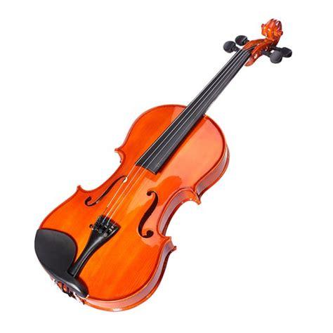 Handmade Violin - buy glossy handmade spruce violin 4 4 with bow