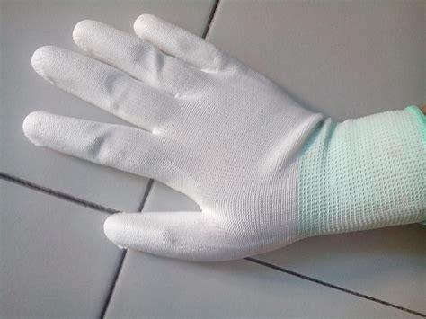 Sarung Tangan Karet Murah jual sarung tangan karet palm fit glove harga murah bekasi oleh cv abadi teknik safety