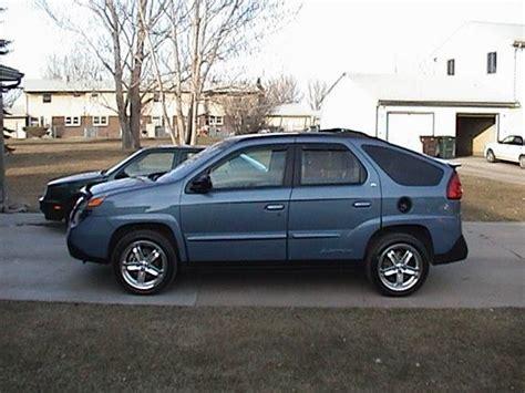 Pontiac Aztek 2002 by 2002 Pontiac Aztek Photos Informations Articles