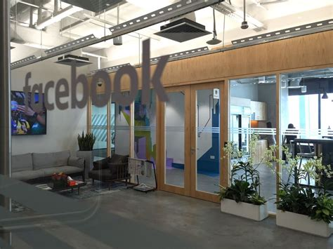 facebook office design facebook s new singapore digs will give you serious office