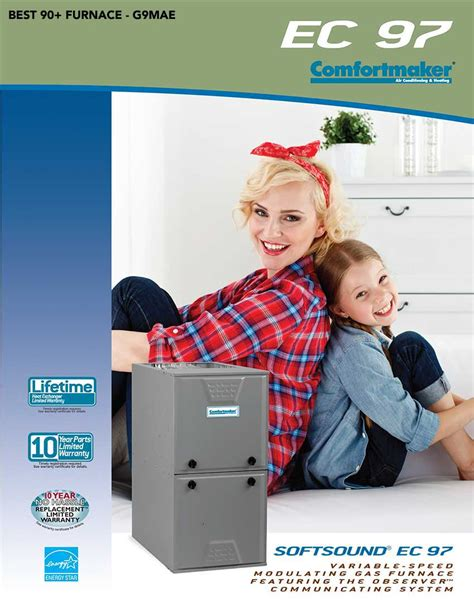 complete comfort heating and cooling furnace repair service installation oakland macomb county