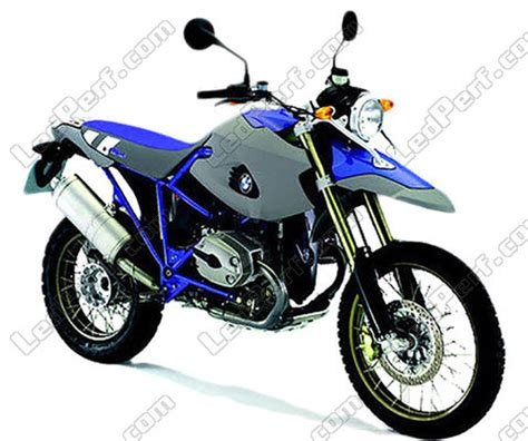 eclairage led moto enduro oule led pour bmw motorrad hp2 enduro