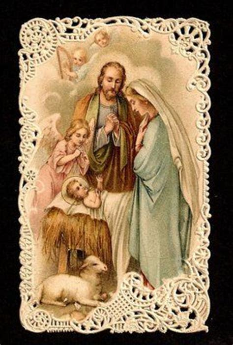 Holy Family Cards - holy family a of faith christus