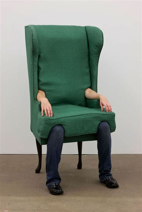 isenstein arm chair 2006 wood metal