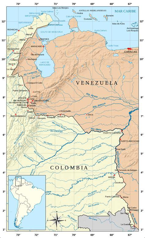 imagenes de venezuela y colombia tratado l 243 pez de mesa gil borges wikipedia la