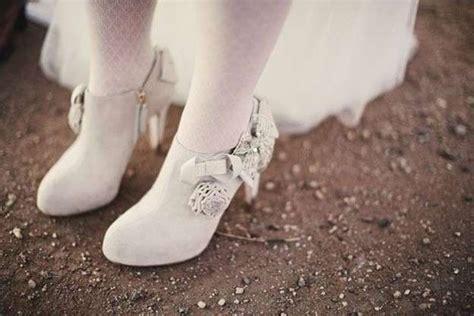 Hochzeitsschuhe Winter by Zapatos De Invierno Dise 241 Os Para Novias Foto Ella Hoy
