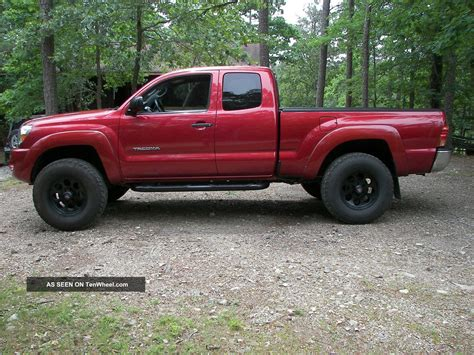Toyota Tacoma 4 Door 4x4 2008 Toyota Tacoma 4x4 Extended Cab 4 Door 4 0l