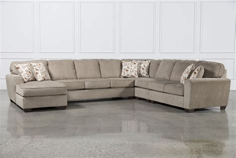 5 piece sectional sofa with chaise patola park 5 piece sectional w laf chaise living spaces