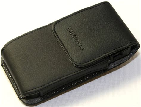 leather belt holster pouch clip for iphone 5 otterbox