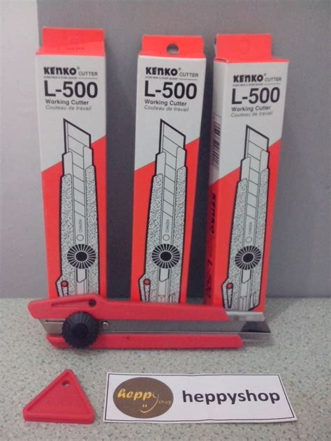 Cutter Kenko L 500 By Sasongoyudan jual cutter kenko l 500 heppyshop heppy