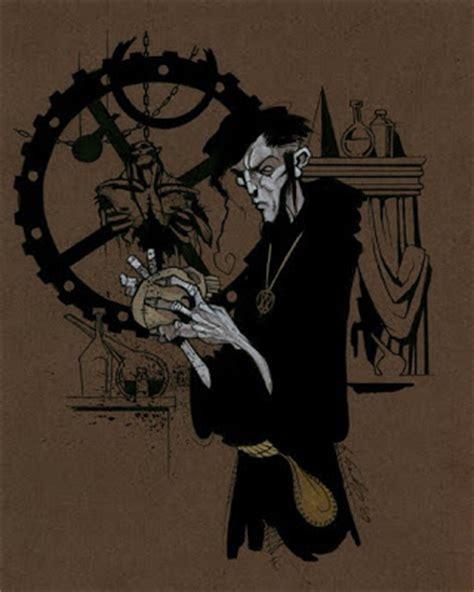 Gris Grimly S Frankenstein gris grimly s frankenstein august 2009