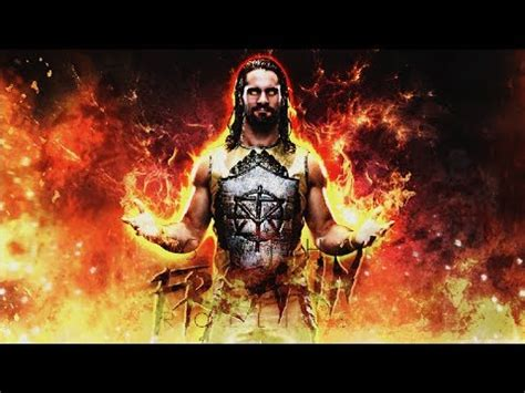 themes new down 2017 seth rollins unused theme song quot redesign rebuild