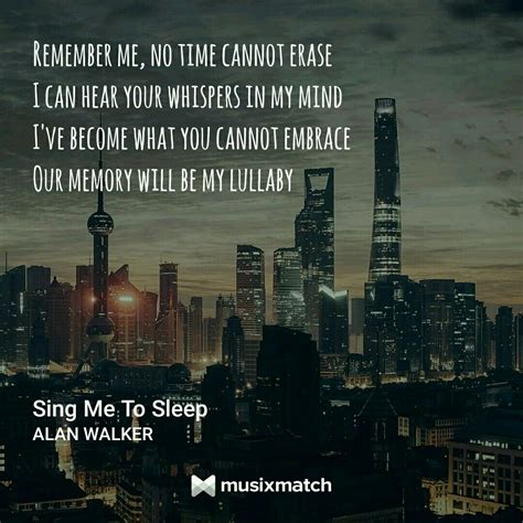alan walker you and me alan walker sing me to sleep songs pinterest