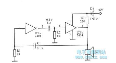 integrated circuit oscillator 1850hz digital integrated circuit oscillator oscillator circuit signal processing circuit