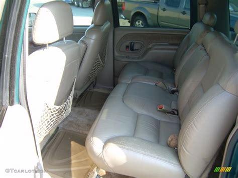 K1500 Interior by 1996 Chevrolet Suburban K1500 4x4 Interior Color Photos