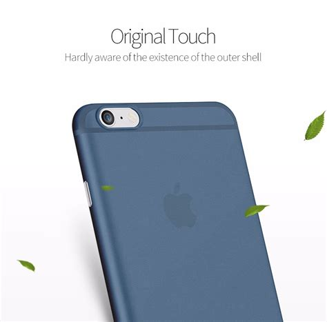 Melkco Air Pp 04mm Ultra Thin Iphone 6s Plus Free Antigores cafele 0 4mm ultrathin micro matte frosted fingerprint resistant sweatproof pp for iphone 6