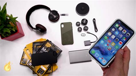 5 best iphone xs max accessories gadgets that you should buy