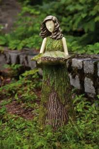 Garden Accents And Statues 20 Recycle Tree Stump Ideas Page 2 Of 3