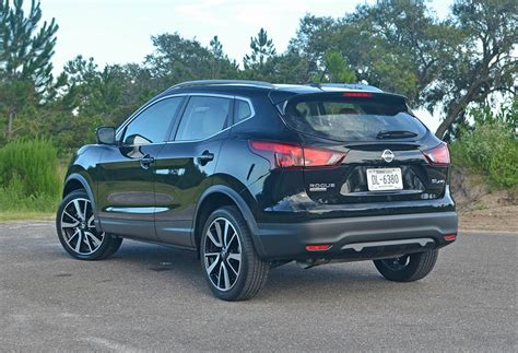 nissan rogue 2017 nissan rogue sport sl awd review test drive