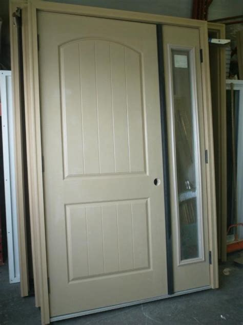 lho  double entry doorsidelight system  panel