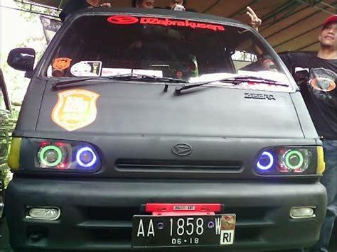 Accu Mobil Daihatsu Zebra wow modifikasi lu mobil daihatsu zebra
