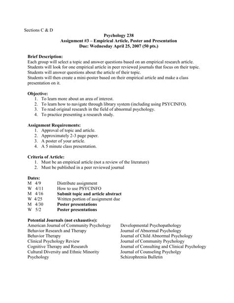 abnormal psychology research paper psychology research paper topics java architect sle