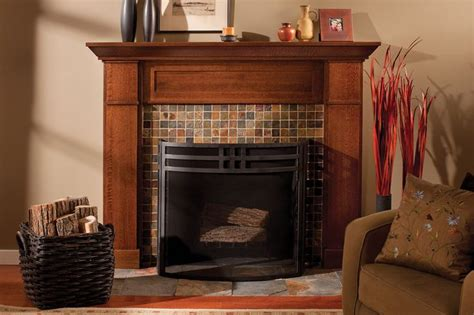 styles of fireplaces craftsman fireplace craftsman style