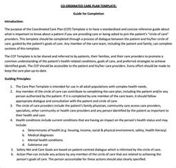 Hospital Care Plan Template by Patient Care Plan Template Free Premium