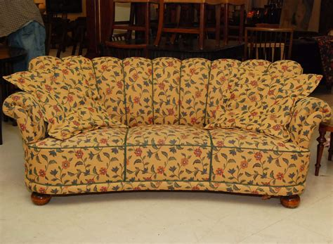 sofa flower floral sofa at 1stdibs